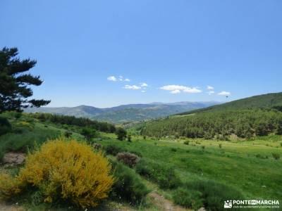 Chorro,Chorrera San Mamés_Valle del Lozoya;rutas ezcaray parque natural valles occidentales parque